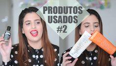 VÍDEO | PRODUTOS USADOS #2