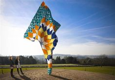 Yinka Shonibare MBE: FABRIC-ATION 02.03.13 - 01.09.13 Underground Gallery, YSP Centre, Chapel & open air