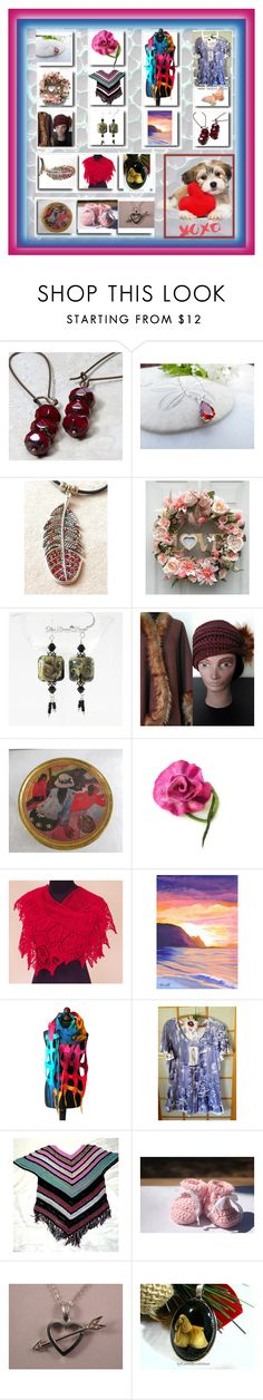 """""""XOXO For You..."""" by sylvia-cameojewels ❤ liked on Polyvore featuring Hai"""