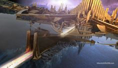 Thor concept art by Vance Kovacs My Fantasy World, Fantasy Art, American Games, Renaissance Paintings, Pre Production, Loki Thor, Fantasy Landscape, Marvel Avengers, Concept Art