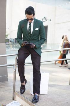 Slim-Cut suit #swag Driving Gloves #megaswagga