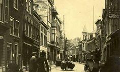 Zijlstraat Haarlem (jaartal: 1900 tot 1910) - Foto's SERC