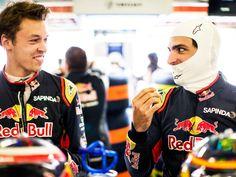 Daniil Kvyat, Carlos Sainz, track action, garage, team, pitlane... enjoy the best shots from our Formula 1 2016 Spanish Grand Prix. Full Gallery on win.gs/24QfMhr. Wallpaper download section on win.gs/1ZYW0NS. #F1 #tororosso #kvyat #sainz #redbull #SpanishGP