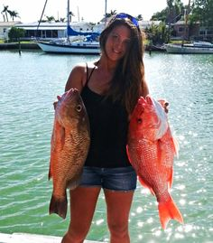 Old Salt Photo of the Week - American Red Snapper: Angie Anderson