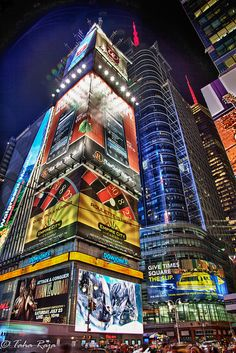 Times Square,New York City