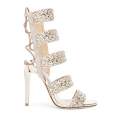 jimmy choo strappy heels