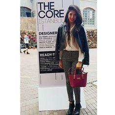 İstanbul Moda Akademi'nin bu nazik davetinden ve modacılarımaza desteğinden dolayı en büyükk teşekkürrü hak ettiğini düşünüyorum.Baska projelerde bulusmak dileğiyle  #fashion #week #thecoreistanbul #ifw #MBFW #bomonti #showroom
