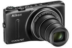 Appareil photo compact Nikon COOLPIX S9500 NOIR