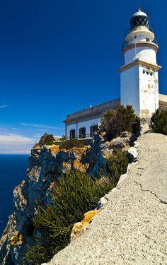 Mallorca Ausflug zum Leuchtturm von Formentor.