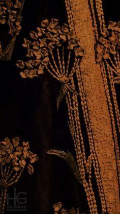Embroidered velvet coat, Marshall & Snelgrove, England, 1895-1900.