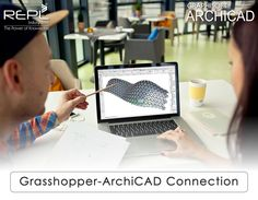 """Graphisoft has released a significant update to its Grasshopper-ArchiCAD Live Connection. Version of the bi-directional """"live"""" link is said to open a new level of intelligent workflows between the two design environments (algorithmic design and BIM). Building Design Software, Building Information Modeling, Increase Productivity, Architecture Design, Connection, Delivery, Link, Projects, Log Projects"""