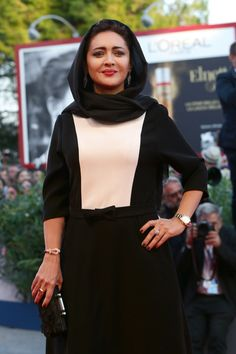 Niki Karimi Photos - Closing Ceremony and 'Lao Pao Er' Premiere - 72nd Venice Film Festival - Zimbio