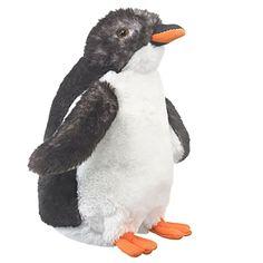 Polar Animals, Plush Animals, Macaroni Penguin, Rockhopper Penguin, Emperor Penguin, Cute Penguins, Love At First Sight, Age 3, Safari