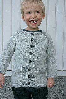 Ravelry: Grasshopper Cardigan pattern by Justyna Lorkowska