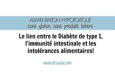 Photo Le diabète de type 1 et l'immunité intestinale drsuciu Nutrition, Gluten, Diabetes Food, Dairy