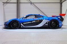 Eins der limitierten, 1000 PS starken Hyper-Tracktools von McLaren kann man jetzt auch als Gebrauchtwagen mit Straßenzulassung erstehen!