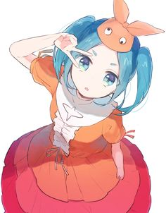 知梨 Bakemonogatari