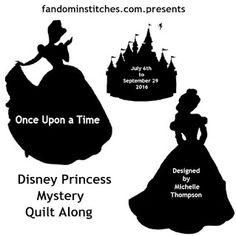 July 2016 Fandom In Stitches: PrincessQAL