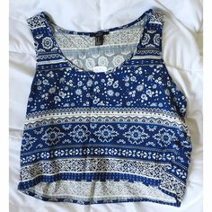 NWT Crop Top Brand new. Forever 21 Tops Crop Tops