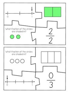math worksheet : 1000 images about math fractions on pinterest  fractions  : Fractions Puzzle Worksheet