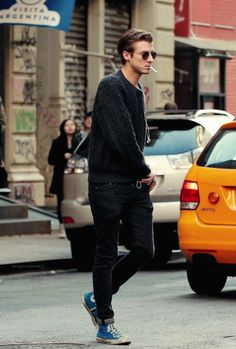 24 comfy fall converse outfits for men - styleoholic Casual Street Style, Look Street Style, Man Style Casual, Converse Outfits, Converse Men, Converse Vintage, Converse Style, Converse One Star, Men Street
