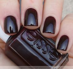 Wicked. It's a jelly formula deep red/burgundy colour thats a great alternative to black. One of my most worn colours.