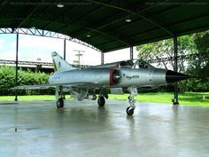 Brazilian Air Force (FAB) Dassault Mirage III (F-103). I believe this aircraft has been retired from fleet now, but found conflicting info on different sites.