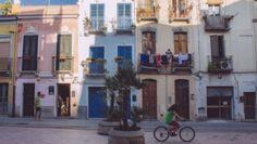 Una calle soleada de Cagliari, de Fabrizio Dessí.