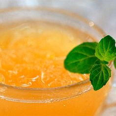 Bourbon Slush: With roots in Natchez, Mississippi, this icy bourbon slush is the perfect drink for the August season opener.