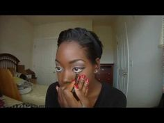 Pin up Girl Makeup Turtorial