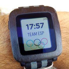 Para estos días de #olimpiadas #watchface  #pebble  #olympics http://ift.tt/2blrrzL