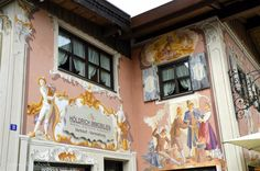 Germany with Kids: The Passion Play and Painted Houses in Oberammergau - The World Is A Book