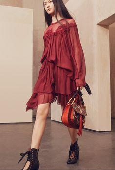 Chloé Resort 2017 Collection Photos - Vogue