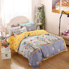 Bedding Set 4pcs/3pcs Duvet Cover Sets
