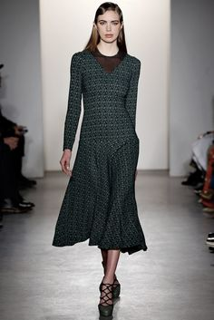 Giulietta Fall 2015 Ready-to-Wear Fashion Show