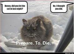 Prepare. To. Die.