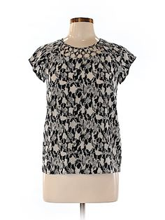 Check it out -- Joie Short Sleeve Silk Top for $20.99 on thredUP!   Love it? Use this link for $10 off. New customers only.