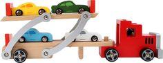 Příslušenství k vláčkodráhám   Dopravní značky   Dřevěný kamion - přeprava aut   Dřevěné domečky pro panenky, dřevěné hračky, dětské dřevěné kuchyňky, dřevěné vláčkodráhy, dřevěné dětské nářadí a vše, co ke hraní patří