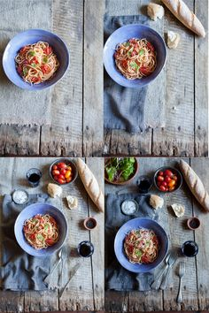 a reflection of the recent food styling and photography course i did with russel…