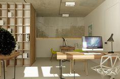 20 Super Cool & Creative Work Spaces