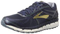 6f78ec9c7a Brooks Men's Beast Extra Peacoat/Navy/China/Blue/Gold (Peacoat/Blue/China/ Blue/Gold) Running Shoe 11 Men US