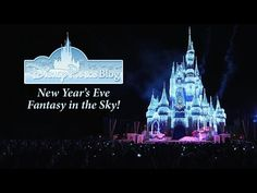 VIDEO: New Year's Eve Fireworks at Magic Kingdom Park « Disney Parks Blog, start at about minute 21... the finale is incredible in on video.  Just put New Years at the Magic Kingdom on my bucket list.