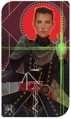 Inquisitor Tarot Card by ViciousJay on DeviantArt