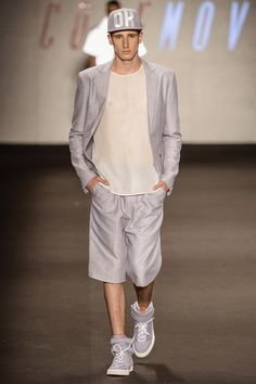 Male Fashion Trends: Coca-Cola Clothing Spring/Summer 2015 | Rio Fashion Week