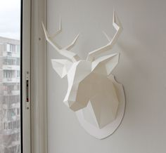 My dear deer by Natalya Bublik, via Behance