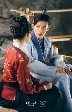 Kang Ha neul as Prince Wang Wook Korean Actresses, Korean Actors, Actors & Actresses, Korean Dramas, Scarlet Heart Ryeo Cast, Moon Lovers Drama, Scarlet Heart Ryeo Wallpaper, Kang Haneul, Korean Drama Quotes