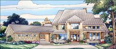 1. House Plans by Korel Home Designs pretty close to being the one