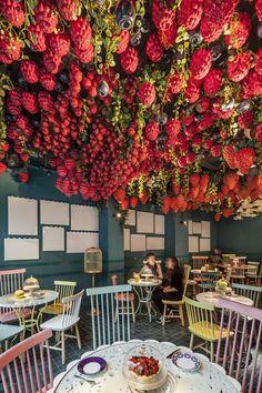 La Dolça of Tickets Restaurant: El Equipo Creativo - Restaurant & Bar Design