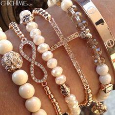 Copper Stack | Bracelet | ChichiMe