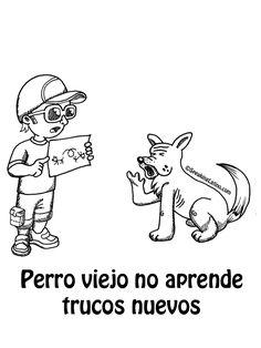 Puerto Rico Letters | spanish sayings in english letter j letter k letter l